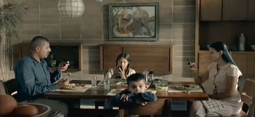 Have you ever felt like the boy in this Microsoft Phone commercial?